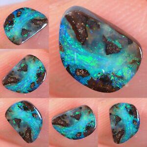 1-43-TCW-Natural-AUSTRALIA-KOROIT-Boulder-Opal-Stone
