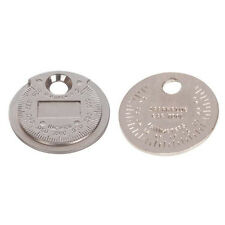 "Spark Plug Gap Tool 0.5 - 2.55mm / 0.02 - 0.1"" Automotive Mechanics Tools"