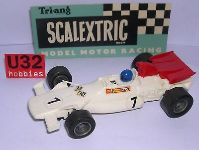 Scalextric 090101 Brm P180 #7 F1 Ausgezeichnet Zustand Unboxed Making Things Convenient For The People Kinderrennbahnen