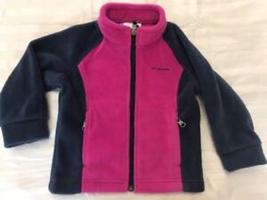b3eea33d4355 Columbia Baby Girls Baby Benton Springs Fleece Jacket 1510633 ...