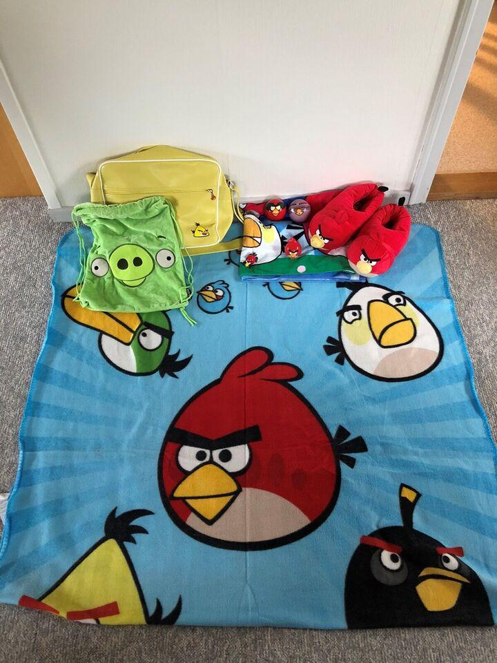 Blandet legetøj, Angry Birds
