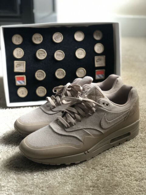 Sz Nike Tan Sp Sand 1 Airmaxday V Patches Air Lab Patch Rare Max Beige 13 l3T1cFKuJ