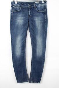 G-STAR RAW Women 3301 Skinny WMN Slim Stretch Jeans Size W32 L32