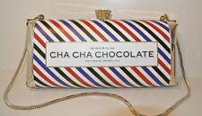 Kate Spade Cha Cha Chocolate Clutch Handbag NWT Absolutely Brand New Perfect!