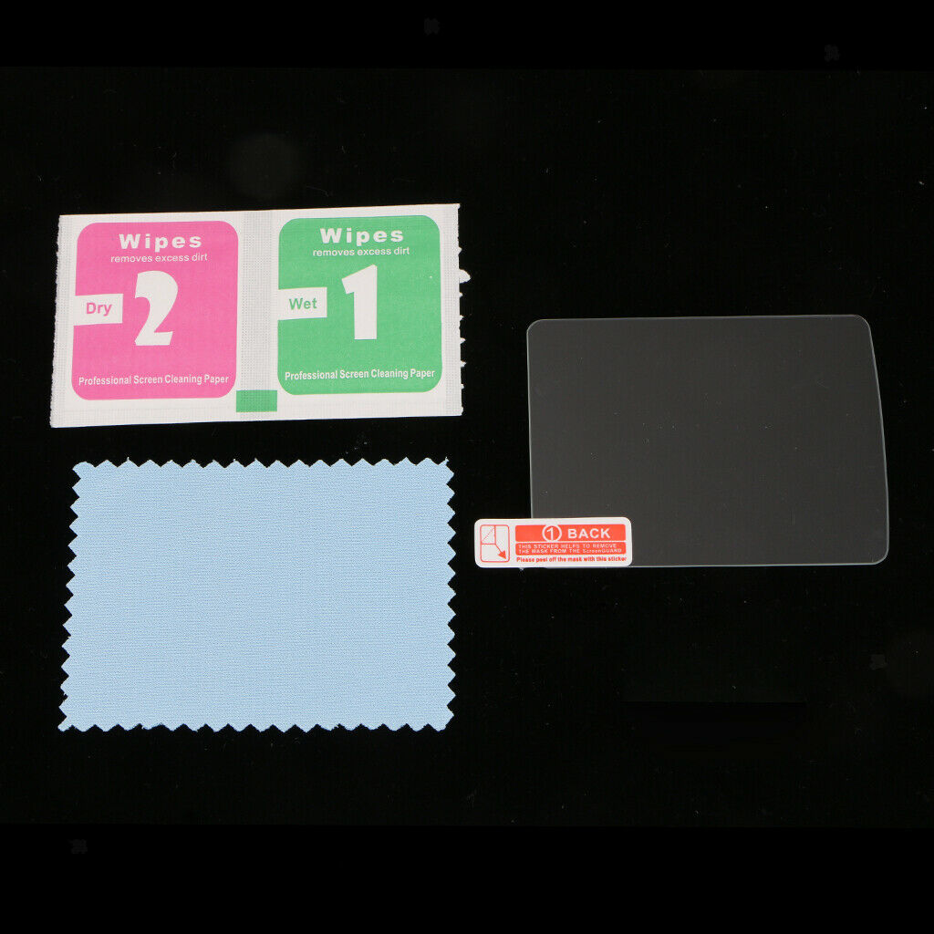 0.33mm Tempered Glass Film LCD Screen Protector for Canon Camera EOS 1500D