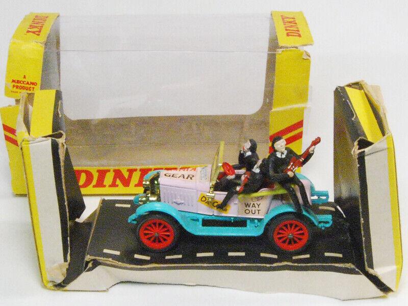 1965 DINKY  486 DINKY BEATS MORRIS OXFORD MINT W  FAIR BOX, A SCARCE Modelll