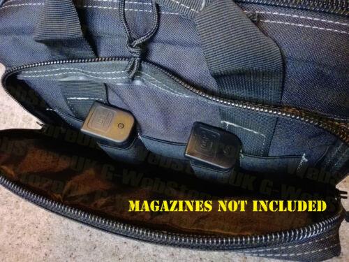 Range Bag Clay Shooting Airsoft Gel Balls Blaster G17 Hi Capa Tokyo Marui WE