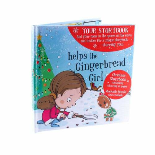 267000003 HISTORY /& HERALDRY Christmas Storybook-En Blanc Pour Filles Story 2