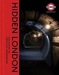 Hidden-London-by-David-Bownes-and-Chris-Nix-Hardback-NEW-Book