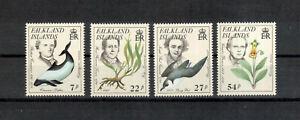 Acheter Pas Cher Îles Falkland Michel Numéro 436 - 439 Cachet (europe: 5434)-afficher Le Titre D'origine Couleur Rapide