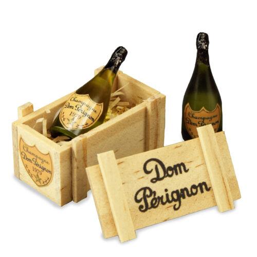 Reutter Porzellan Francese Champagne Champagne 1.860//6 Puppenstube 1:12