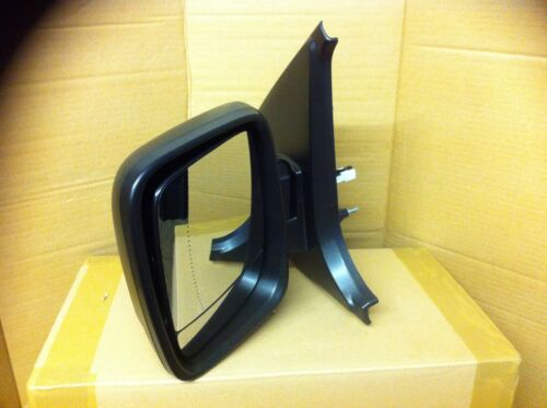 OPEL Vivaro//Renault Trafic Puerta Ala Espejo Izquierda Negro eléctrica 2014 en