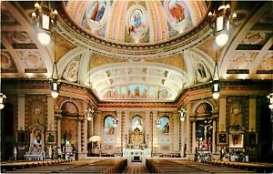St-Josephs-Church-San-Jose-California-CA-Postcard
