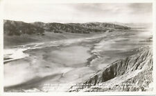 Death Valley CA * Dante's View  1958 RPPC  Frasher's Fotos  Mt Whitney