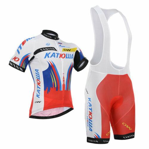 Xy686 cycling bike short sleeve clothes costume men
