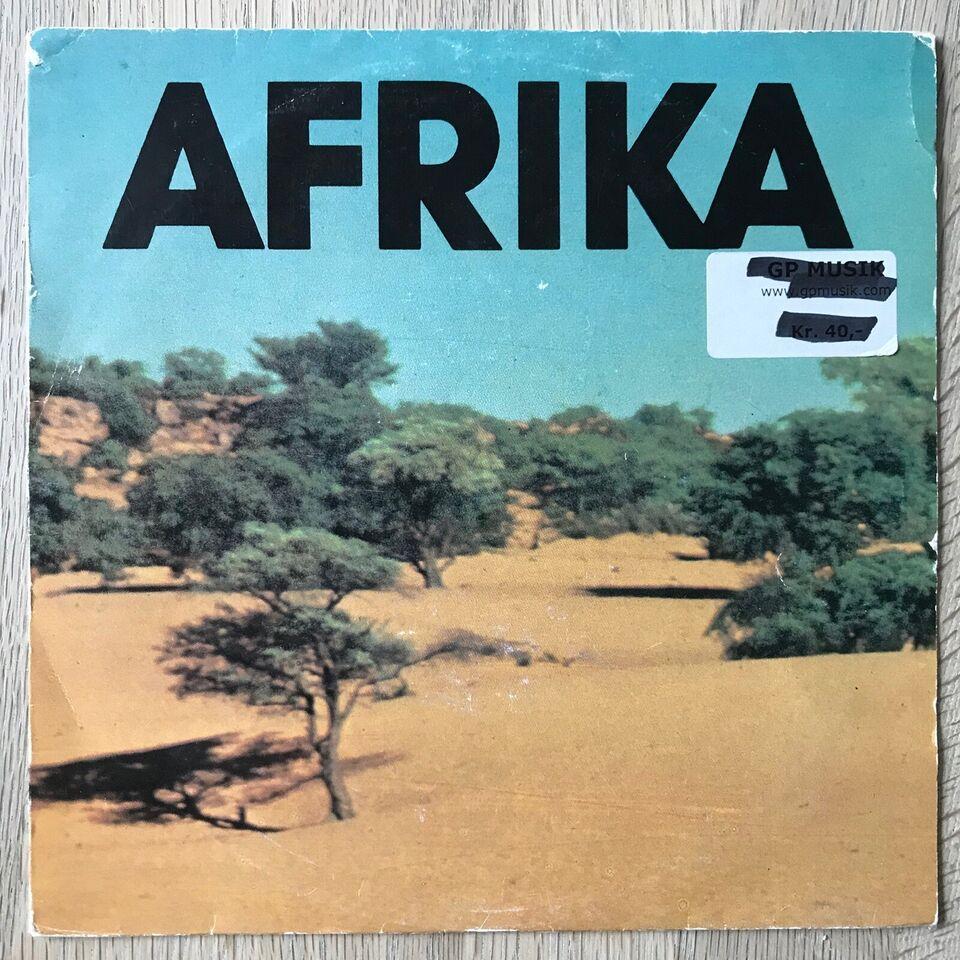 Single, Forskellige, Afrika