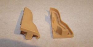 2-x-Endkappe-fuer-Wandabschlussleiste-fuer-Sockelleisten-22mm-x-40mm-Buche