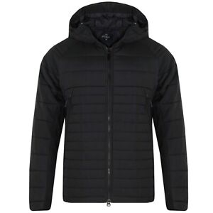 New-Mens-Hooded-Down-Sportswear-Synthetic-Padded-Lightweight-Insulated-Jacket