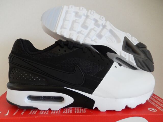 more photos 760b1 7c39f NIKE AIR MAX BW ULTRA SE WHITE-BLACK-BLACK SZ 10  844967-