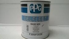 F305  PPG Delfleet Mixing Tinter   3.5 litre   2K Solid Colour  Scarlet