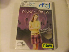 NANCY DREW DIDJ LEAP FROG GAME - MYSTERY IN THE HOLLYWOOD HILLS - NEW/UNOPENED
