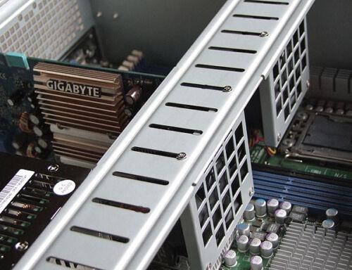"Take MiniRedundant Rackmount Chassis NEW 6x5.25/""+4xHD 3U LCD Extend mATX Case"