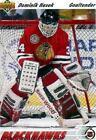 1991 Upper Deck Dominik Hasek #335 Hockey Card