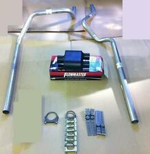Dodge Dakota 97-05 Dual Exhaust Kit + Flowmaster Super 10