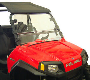New Polaris Rzr Full Tilt Lexan Folding Windshield 570 800 900 Xp Rzr Ebay