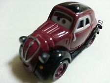 Mattel Disney Pixar Cars 2 Uncle Topolino Diecast Metal Toy Car 1:55 Loose New