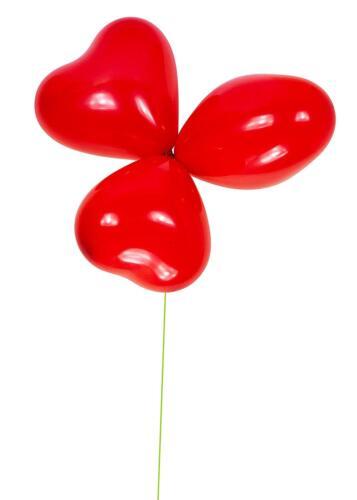 Trendario herzluftballons Helium Coeur Ballons Pour St Valentin Mariage