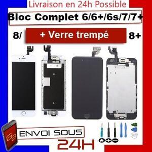 BLOC-COMPLET-VITRE-TACTILE-ECRAN-LCD-IPHONE-6-6-plus-6s-6s-7-7-8-8-NOIR-BLANC