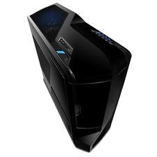 NZXT Phantom Enthusiast Nero Full Tower PC Gaming Computer Case & ventole di raffreddamento