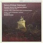 Georg Philipp Telemann - : Funeral Music for Garlieb Sillem (1994)