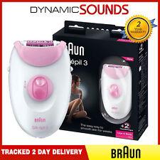 Nejrychlejší a nejpřesnější epilátor značky Braun.