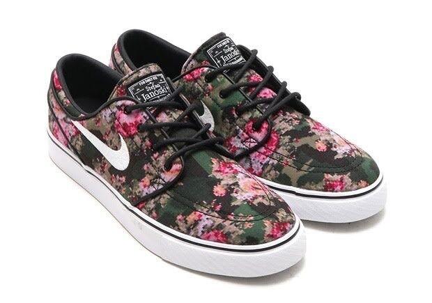 NEW Nike SB Zoom Stefan Janoski Premium Floral Digi Camo 482972-900 Sz 13