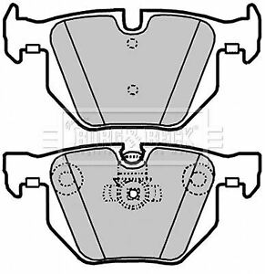 MG ZT-T 2.0 CDTI Genuine Borg /& Beck Rear Left Brake Hose
