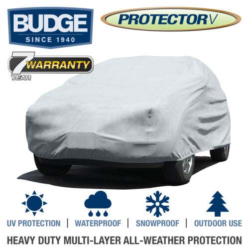 Budge Protector V SUV Cover Fits Chevrolet Trailblazer 2007Waterproof