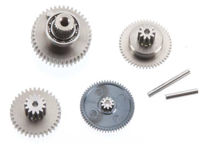 Hitec HS-7950TH Titanium Gear Set 55353