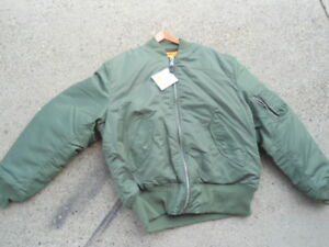ea40efb6 Valley Apparel US Military MA-1 Flight Jackets (MADE IN USA) | eBay
