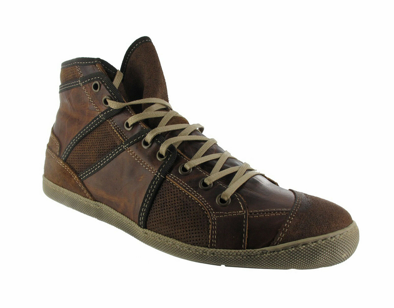 Billig gute braun Qualität Bullboxer Sneaker - braun gute 404K50522A2499SU00 0a7e7f