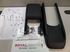 Scion FR-S 2016 Center Armrest Console Kit Genuine OEM OE