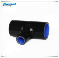 3 Way T Piece for 25mm Dump Valve BOV T Shape Turbo Hose Silicone Hose Tube Pipe