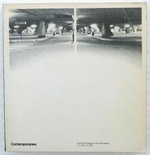CONTEMPORANEA - 1°ed.1973 - GRIFFA, CASTELLANI, ARCHIZOOM, LA PIETRA, SOTTSASS
