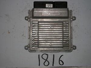 07-08-MAGENTIS-06-07-08-OPTIMA-COMPUTER-BRAIN-ENGINE-CONTROL-ECU-ECM-MODULE-UNIT