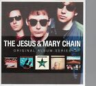 THE JESUS & MARY CHAIN - Original Album Series - 5xCD Album Boxset
