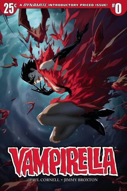 Vampirella #0 (2017 Dynamite Cover A Philip Tan)