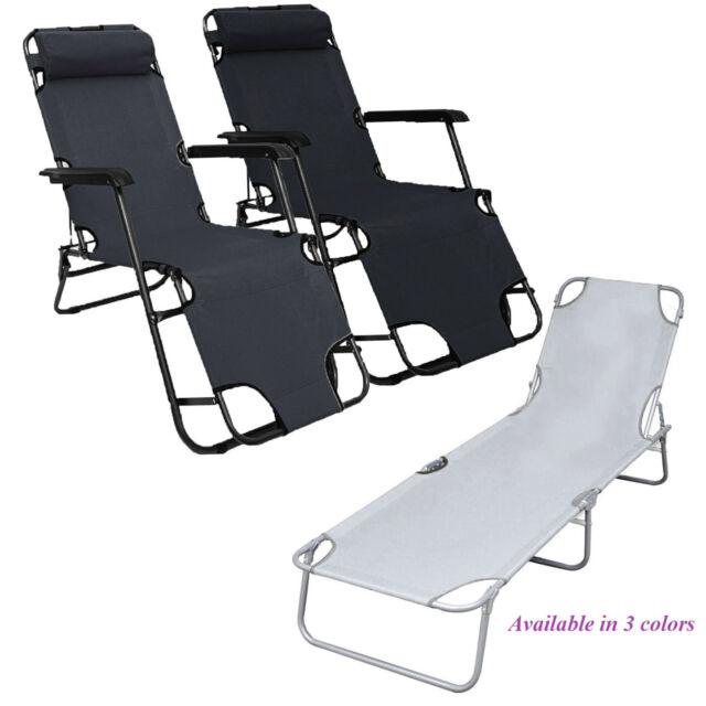 Astonishing Zero Gravity Folding Recliner Outdoor Garden Patio Lounge Chair Beach Bed Lamtechconsult Wood Chair Design Ideas Lamtechconsultcom