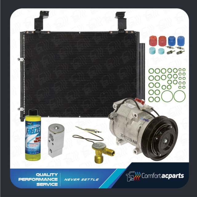 New AC A/C Compressor Repair Kit Fits: 2003