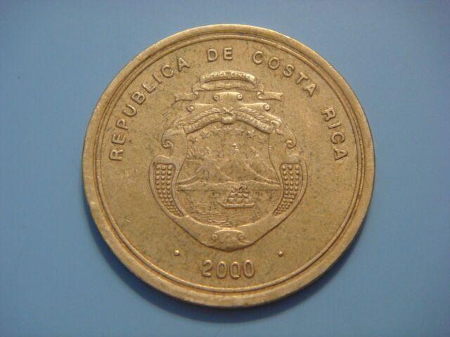 Costa Rica 100 Colones 2000